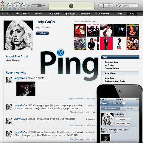 Why Apple's Ping Social Network is likely Doomed