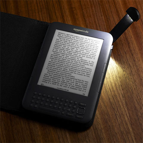 The latest generation of Amazon Kindle still has a long way to go