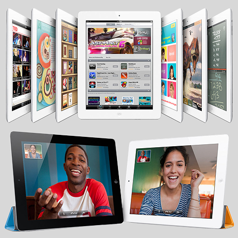 iPad 2 is an obvious improvement on its predecessor, but does it have enough to maintain its supremacy?
