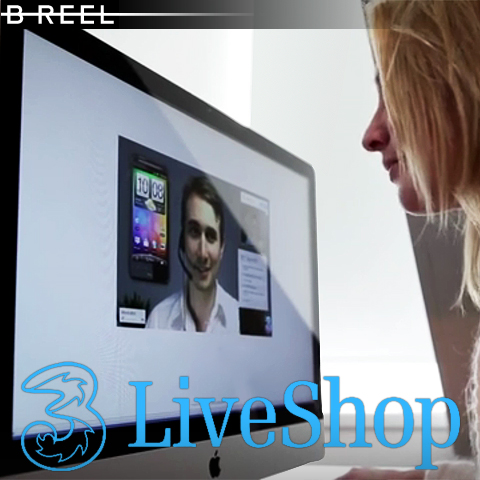 Is B-Reel's intractive 3 LiveShop really the future of online retail?