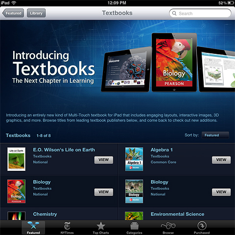 Apple launches Student Textbook MKII