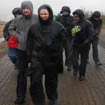 Comrz Team-building in Iceland thrives in all kinds of weather