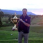 Brother Kalli wins Icelandic Arctic Open Golf Championship