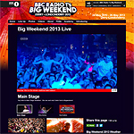BBC Big Weekend coverage not quite keeping pace with what's possible
